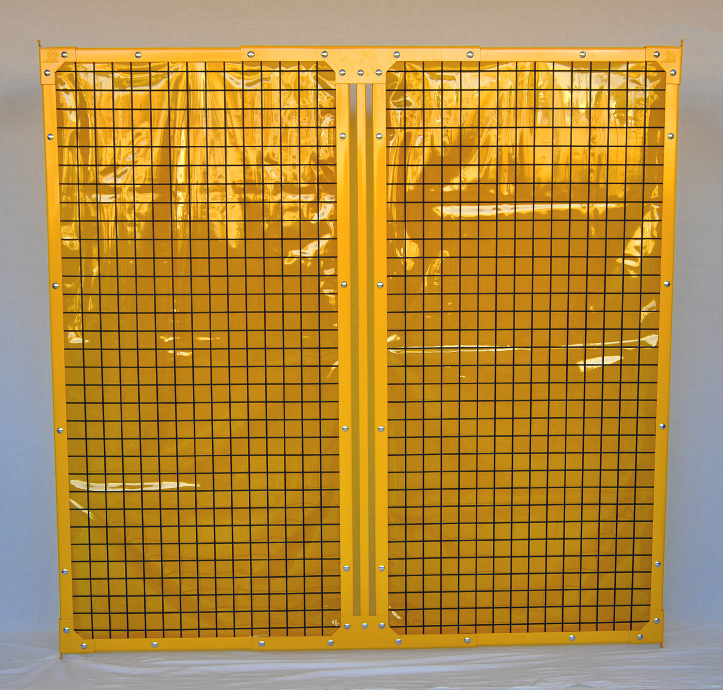 2000 mm 2x2 yellow weld screen panels with 2x2. Black Bedroom Furniture Sets. Home Design Ideas