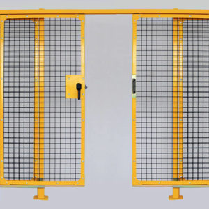 Double Slide Gates