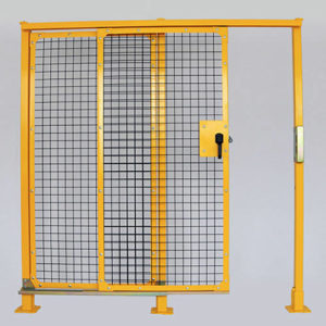 Single Slide Gates