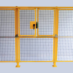 Double Top Slide Gates