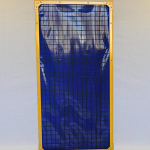 1700 Blue Weld Screen Panels