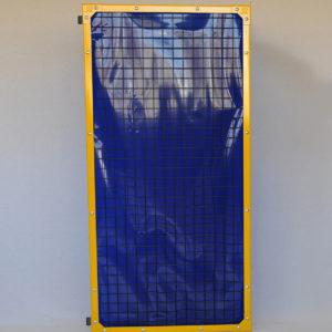 1400 Blue Hinge Panels