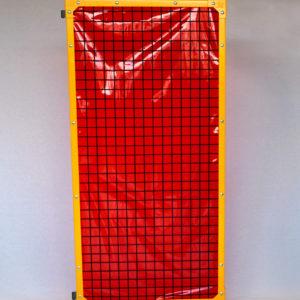1400 Red Hinge Panels